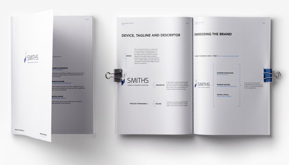 Sussex design agency brochure branding website