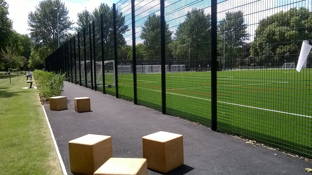Sports Grounds and Leisure Facilities