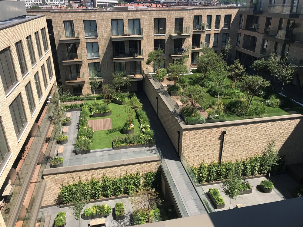 Roof Gardens / Living Wall Installations