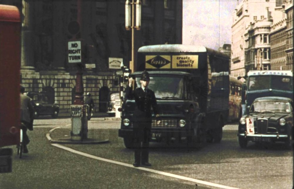 Traffic Warden Officer vintage