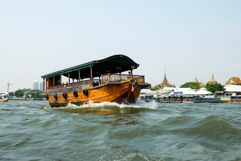 Rua Khun Mae by Siam River Cruise - River Tour Bangkok - 01
