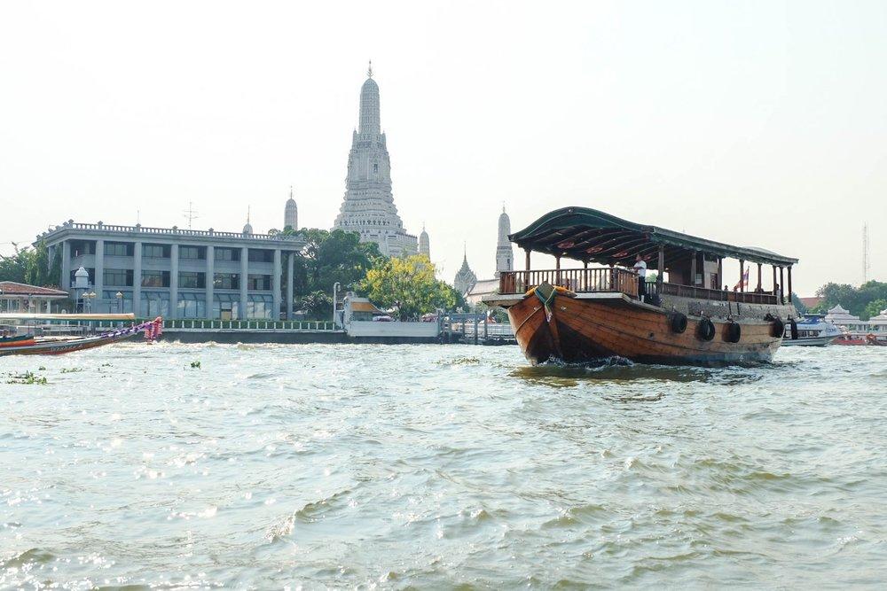 Rua Khun Mae - Siam River Cruise