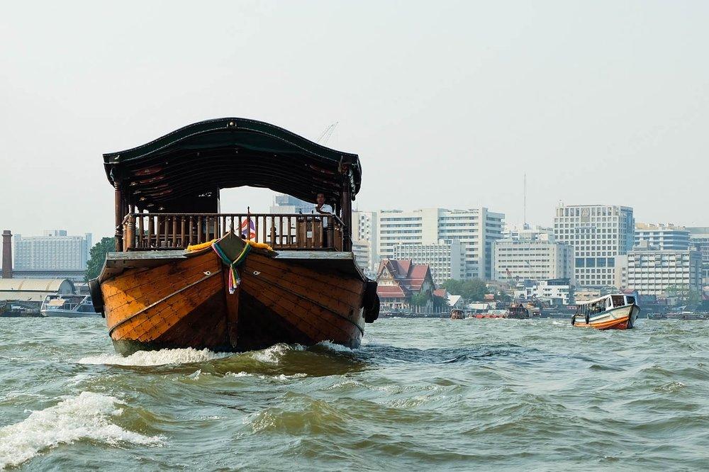 Rua Khun Mae by Siam River Cruise - River Tour Bangkok - 02