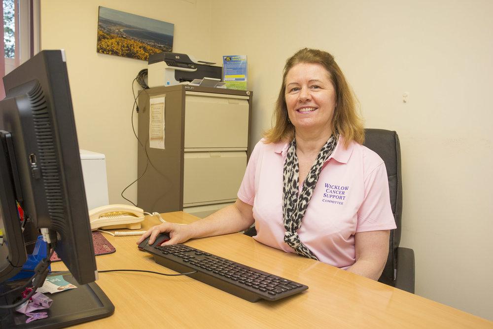 Ann Houston, Office Admin