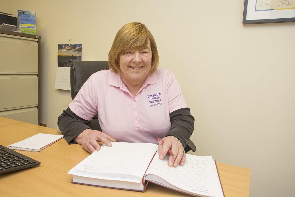 Ann McCarthy, Secretary