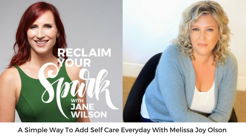 Featured Podcast - Listen to an intimate interview of me, recently recorded for the Reclaim Your Spark podcast, by Jane Wilson.
