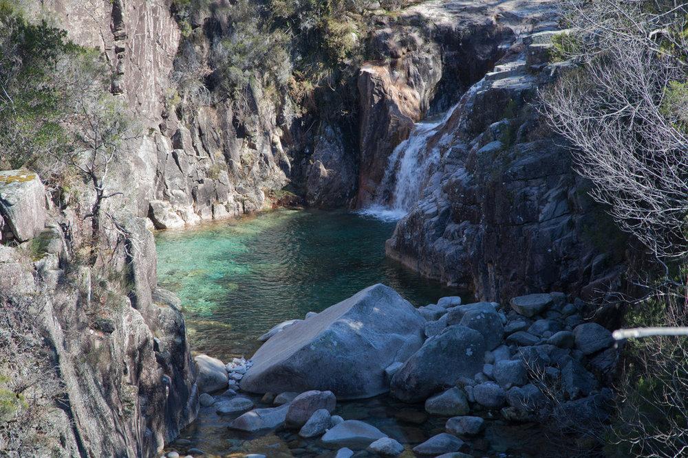 Geres Waterfalls