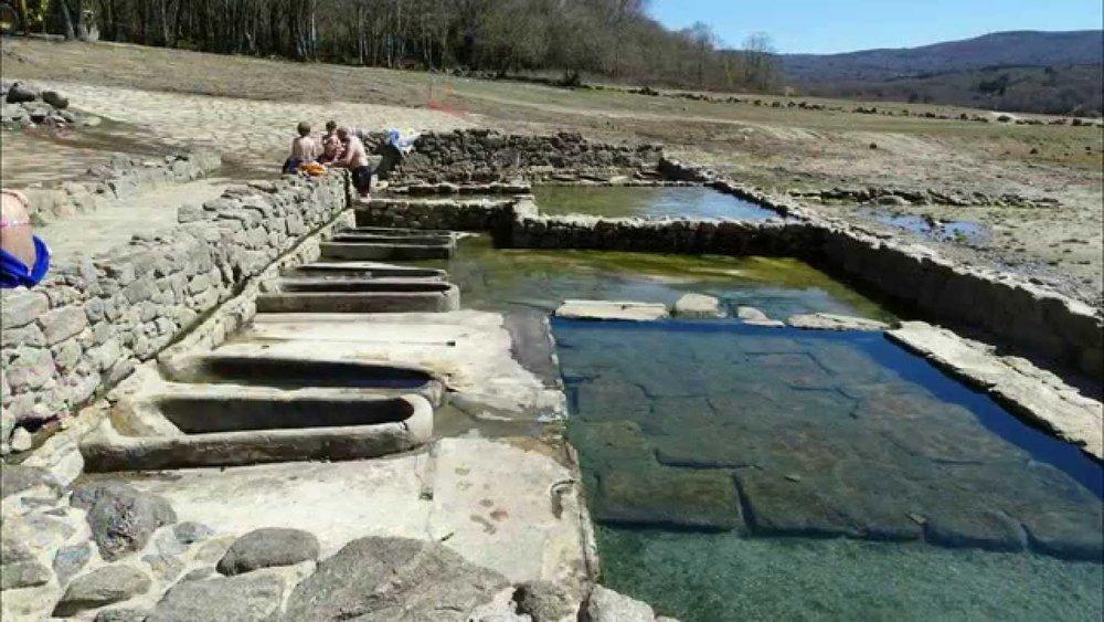 Hotsprings Geres, Portugal
