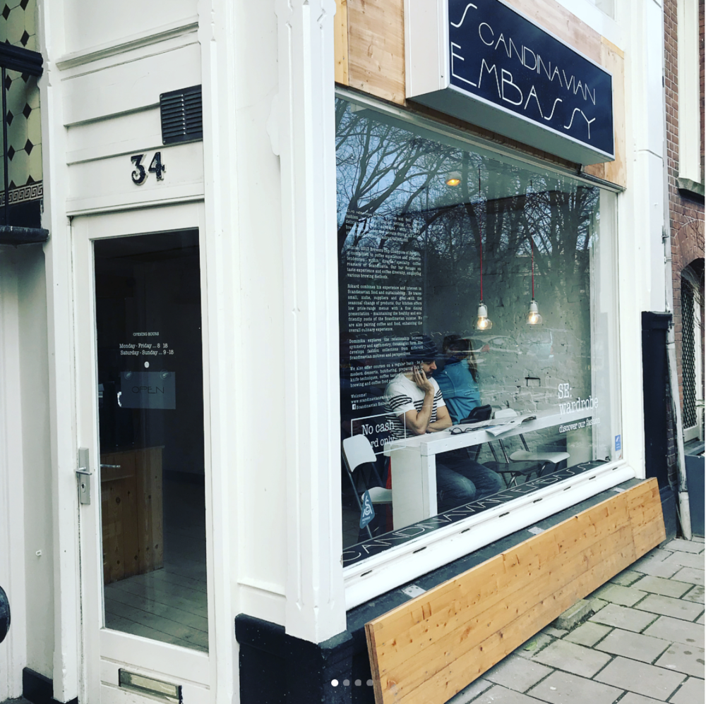 Scandinavian Embassy - Amsterdam