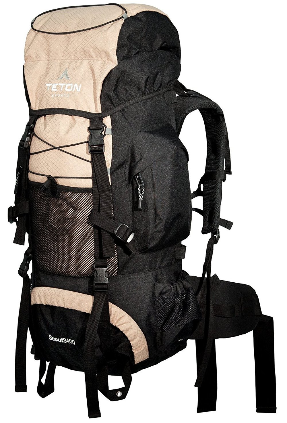 eco backpack - I still haven't found an Eco Backpack the size of my Teton Backpack, which really has it all if you ask me. But when I find it, I will be the first to buy it.   Click here for this beauty Teton Backpack ($ 69,99)