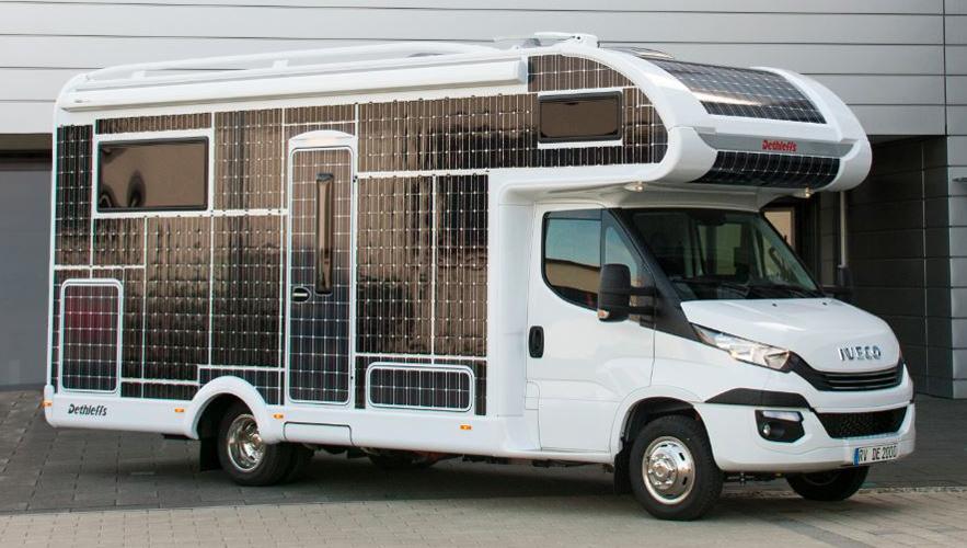 Electric camper
