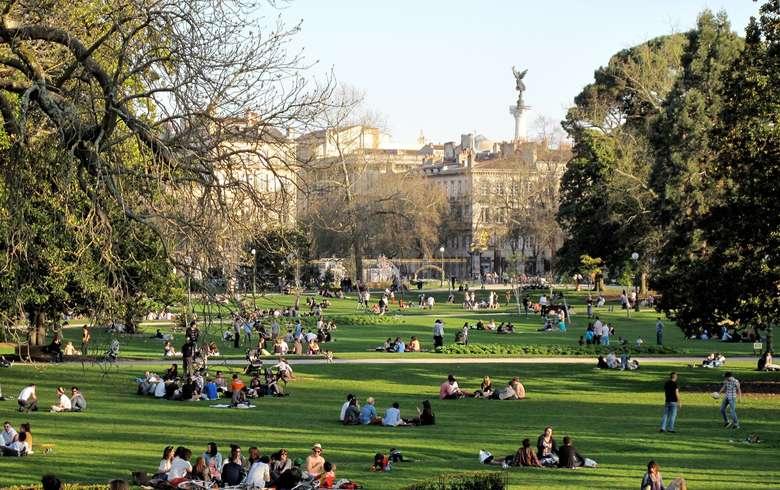 Jardin Public -