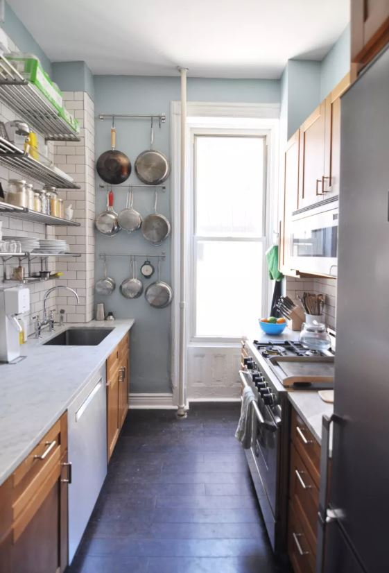(Image credit:    James' Beautifully Handcrafted Apartment in Clinton Hill   )