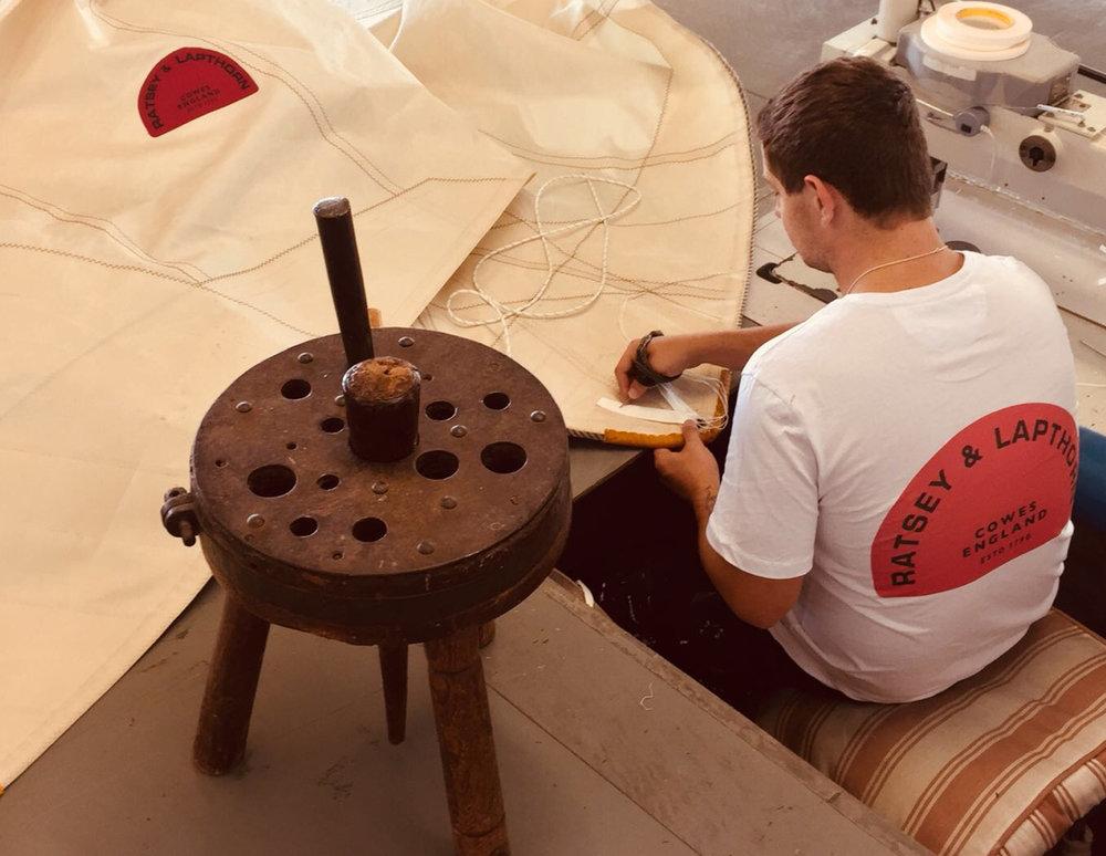 Sewing in loft.jpg