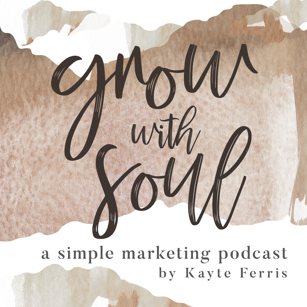Grow with Soul podcast