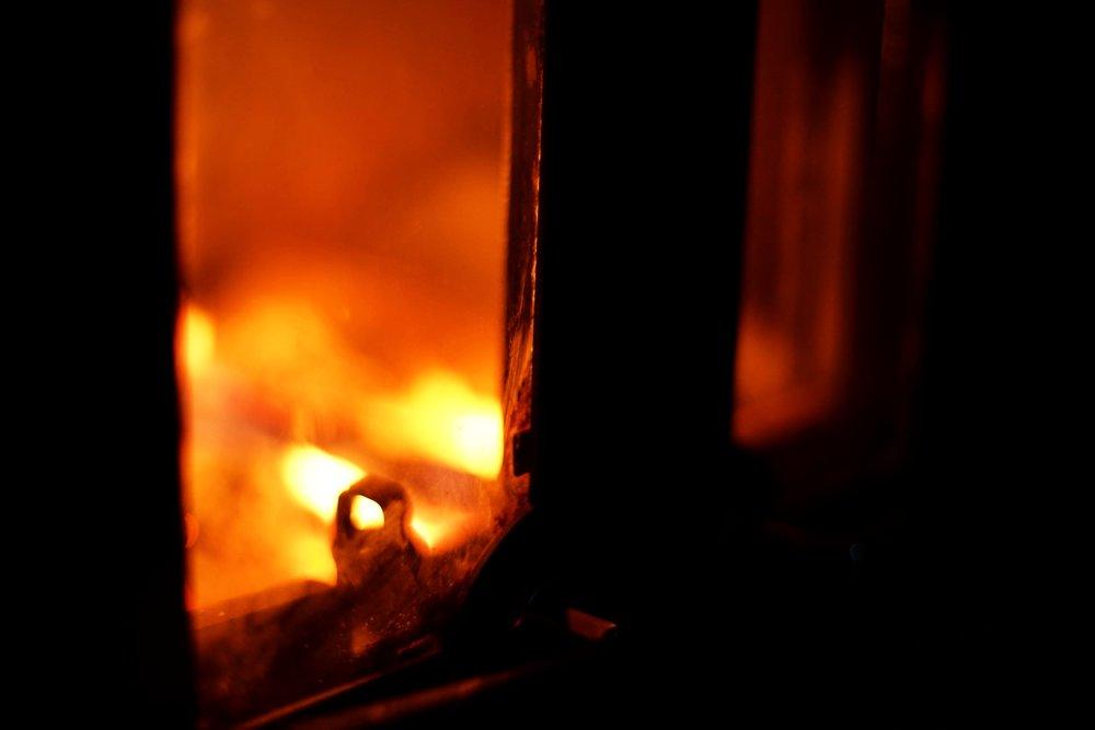 Burning Machine - 燃焼機器