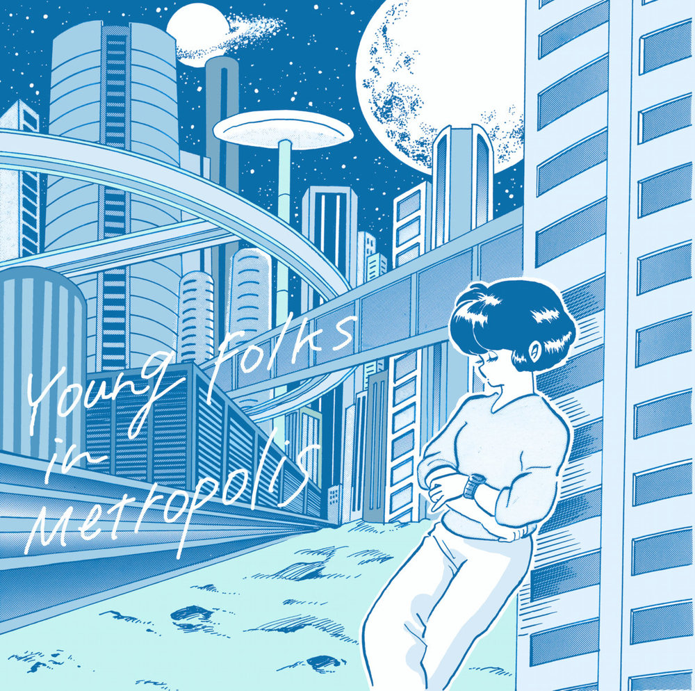 Young Folks in Metropolis / V.A