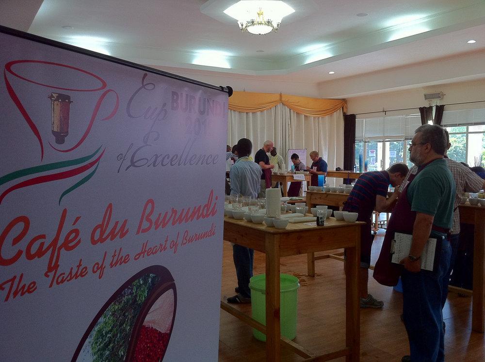 Café du Burundi