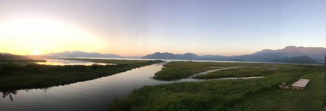 Yojoa Lake & Santa Barbara Mountain