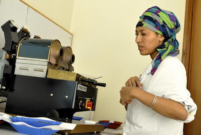 Hana Kassahun Bililign, Store Manager, Moplaco, Ethiopia