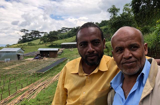 Mustafa and Mussa, Gomma District, Jimma.