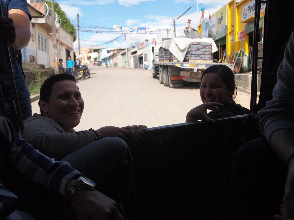 Acevedo township, Huila, Colombia