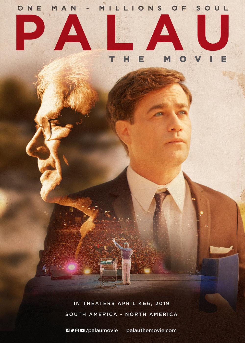 palau movie poster