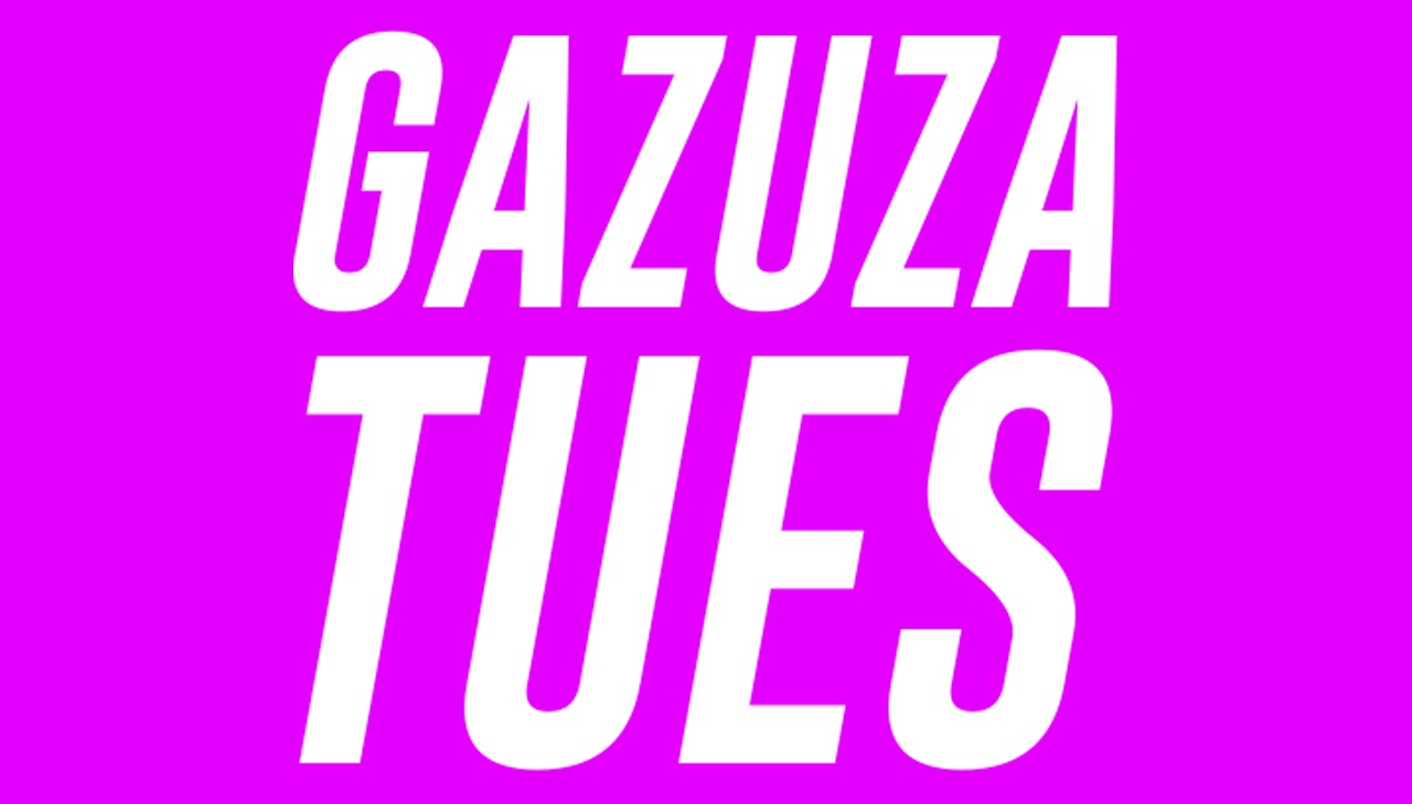 Gazuza Tuesdays