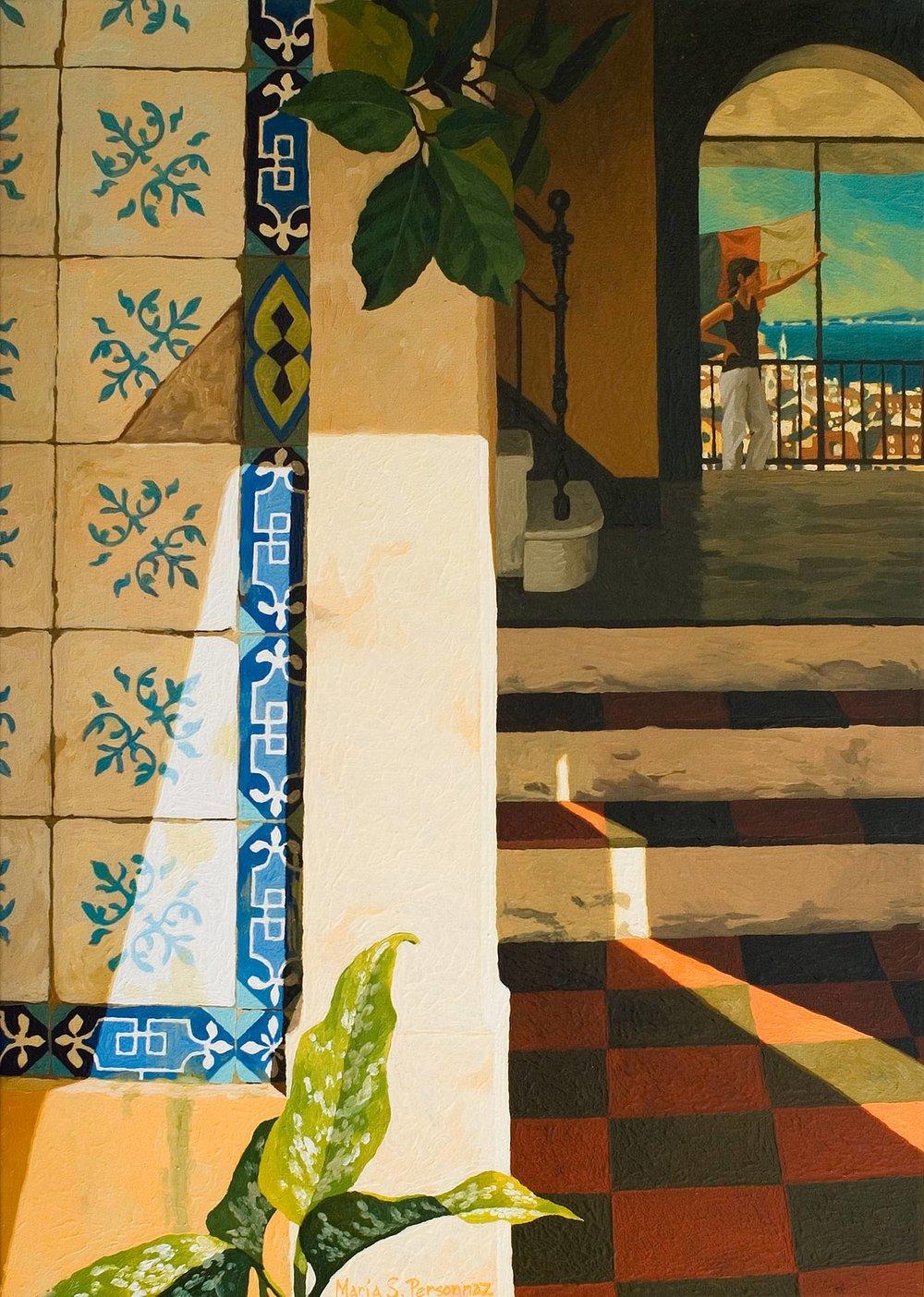 Azuleijos and Lisbon