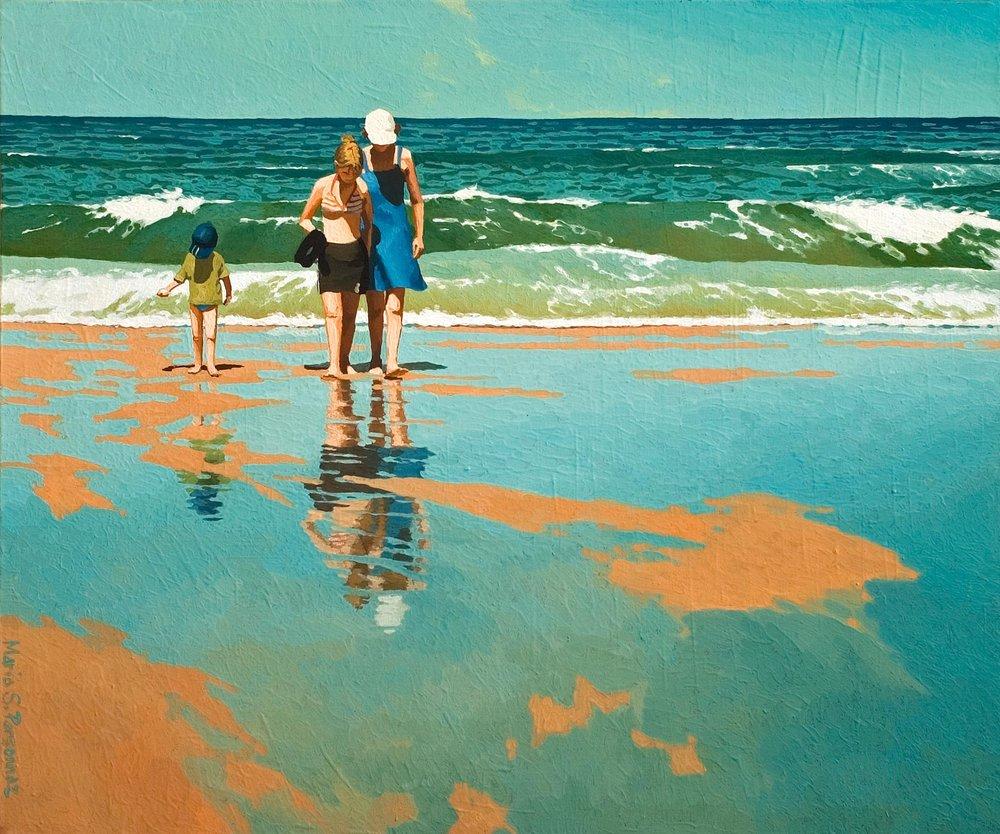 Sea holidays, France