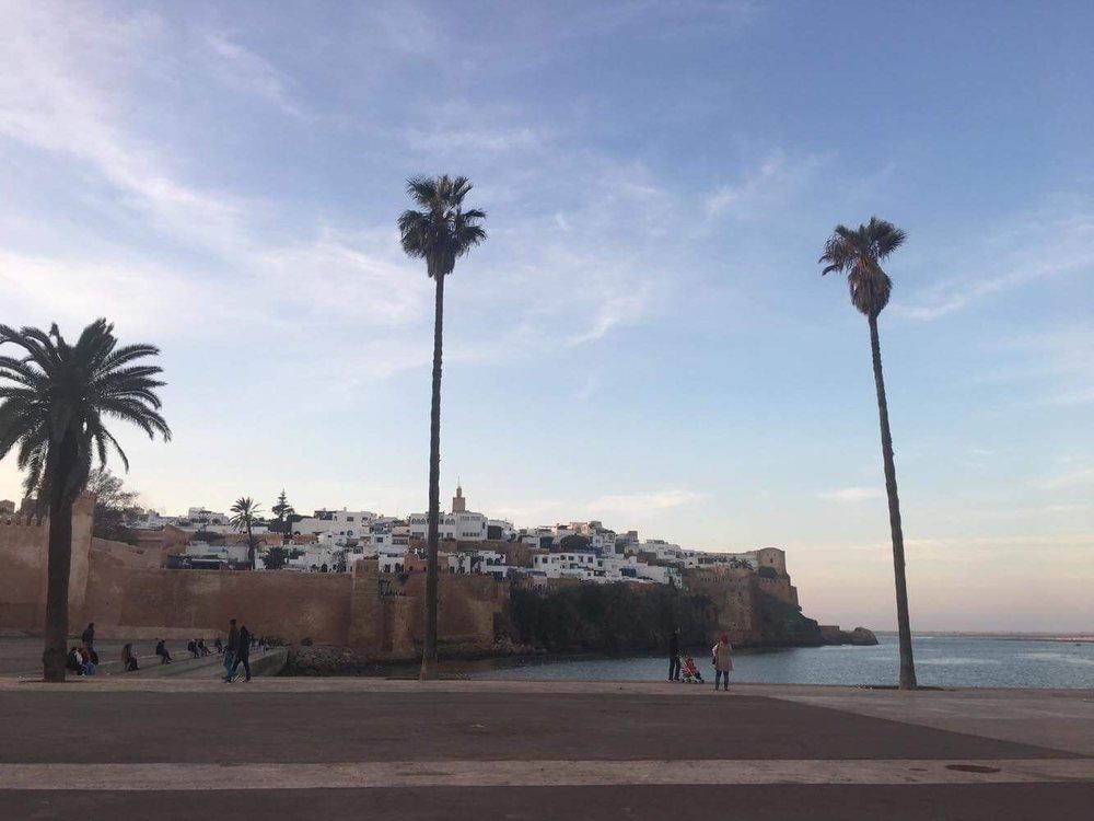Rabat. Photo credit: Mrozinski, 2018.