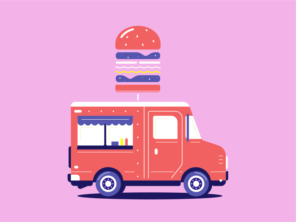Burgerland Burger Truck, Personal