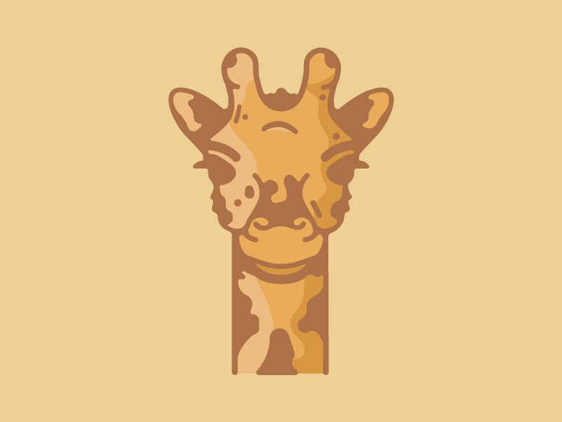 Giraffe, Personal