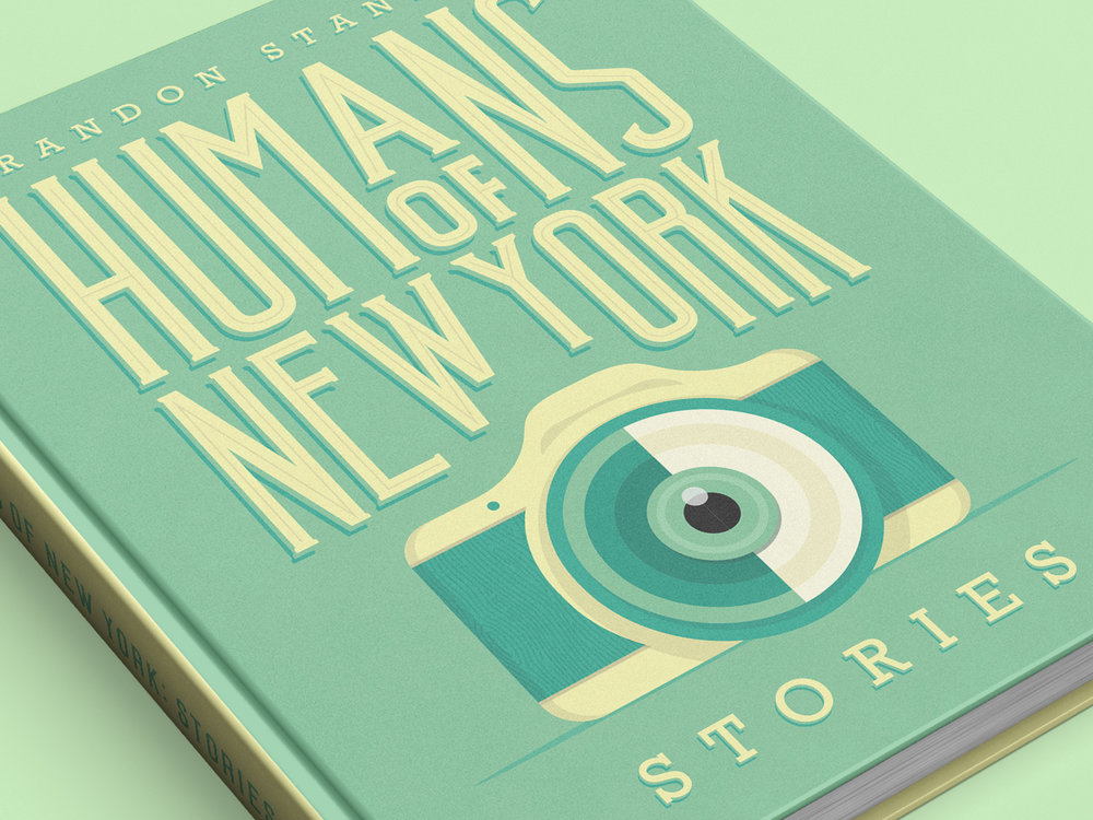 Humans of New York Cover Redesign, Personal