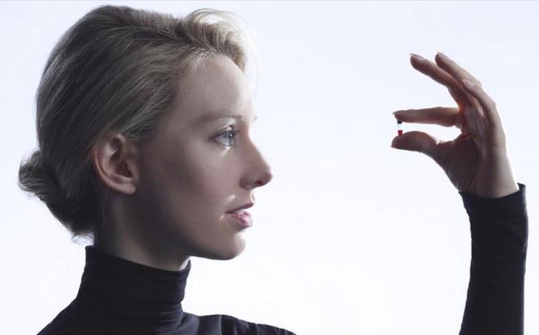 Elizabeth Holmes, Theranos ad