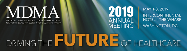 MDMA's 2019 Annual Meeting — MedTech Strategist