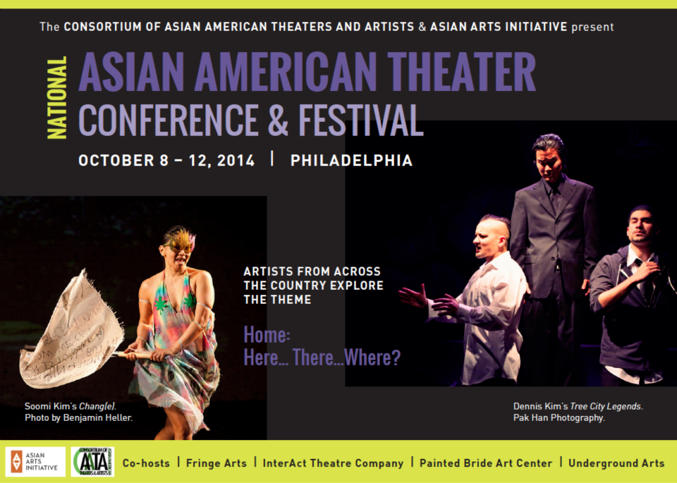 Familium Vulgare was invited to participate in the National Asian American Theater Conference & Festival, Oct. 2014  - The play was featured in the festival's reading series; dir. by Sarah Mitteldorf, featuring Justin Jain, Dan Kim, Bi Jean Ngo, & Stephanie Walters.