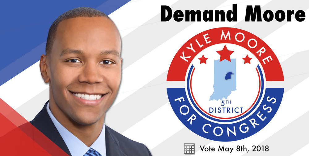 Kyle Moore For Congress, Indiana's 5th District
