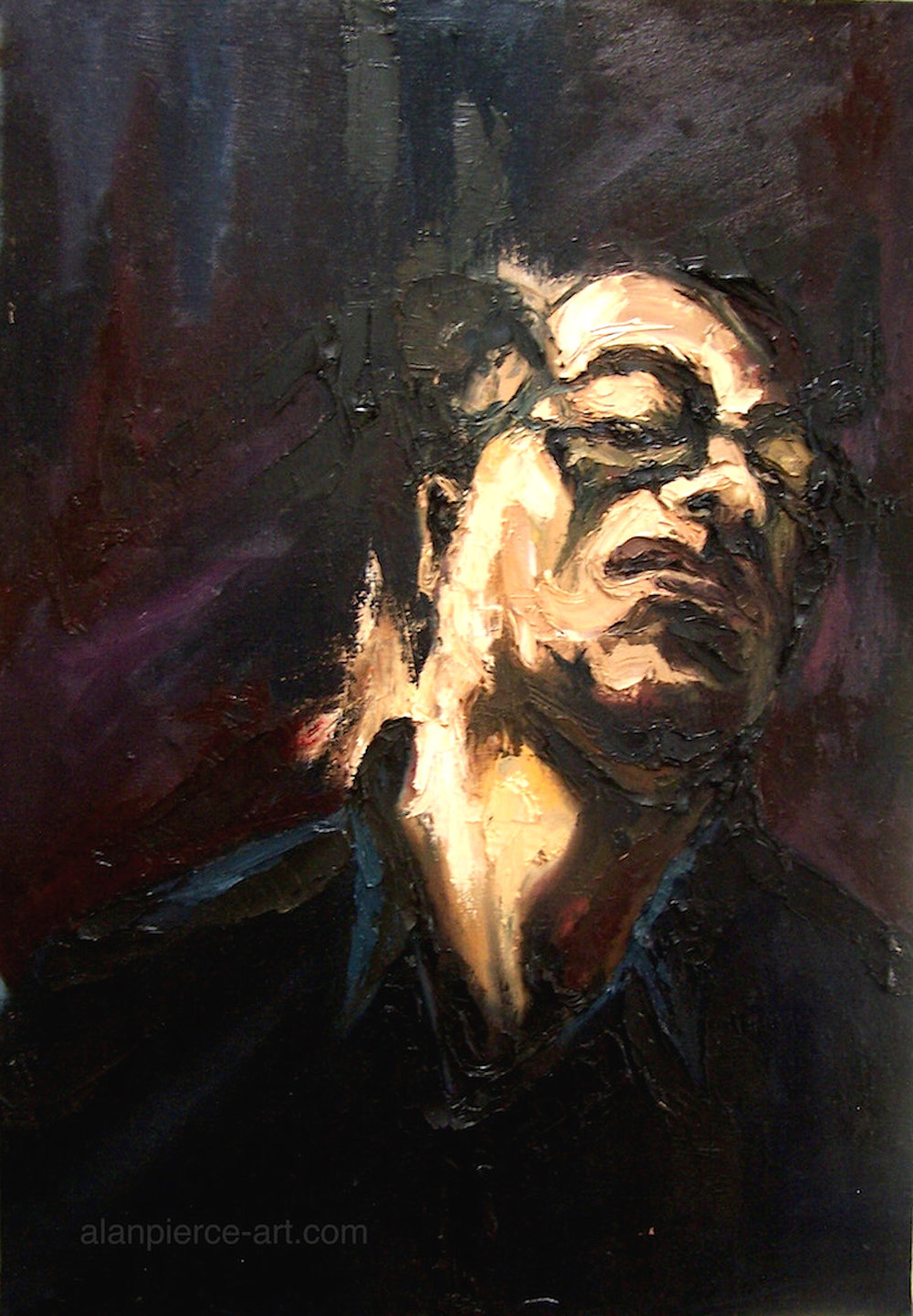 SELF-PORTRAIT-OIL PAINTING-ALAN PIERCE.jpg