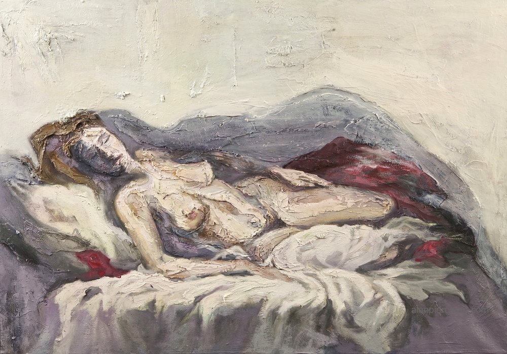 DECADENT SLUMBER-OIL PAINTING-ALAN PIERCE.jpg
