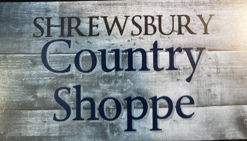 Country shop with a twist!