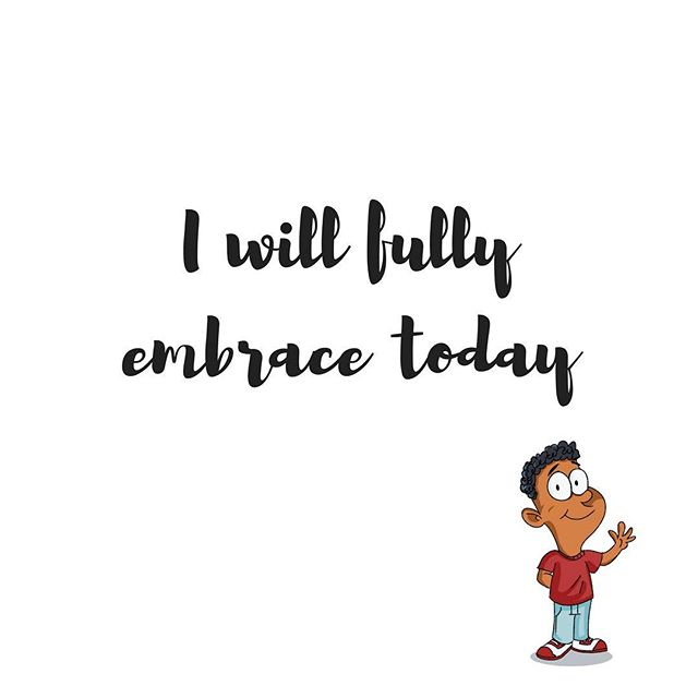 Daily positive affirmation and don't forget to comment on yesterday's post to win a free copy of Jameon's Closet :)