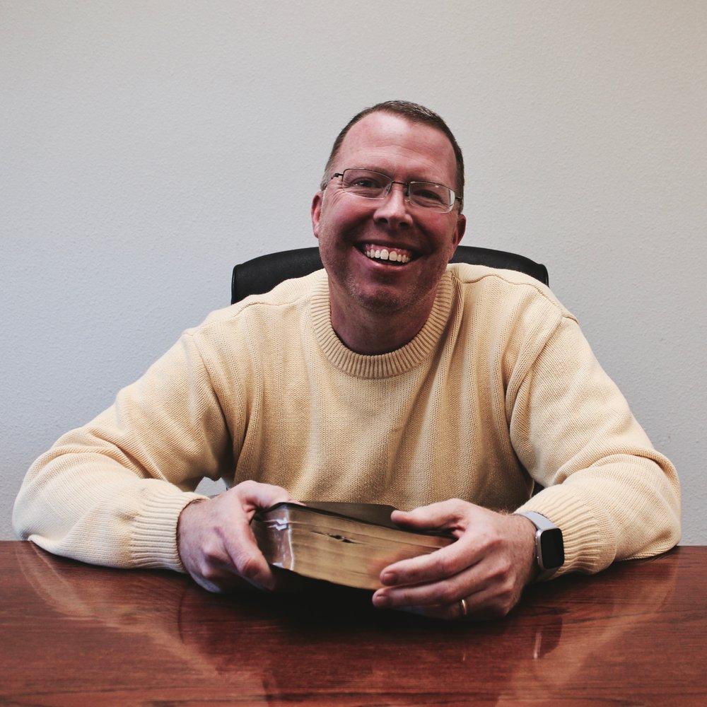 Todd Sullens  Senior Pastor