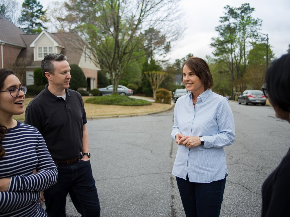 In Johns Creek - Do you have questions about upcoming legislation? Concerned about something in our district? When to attend a Town Hall? Want to grab coffee with your Representative?