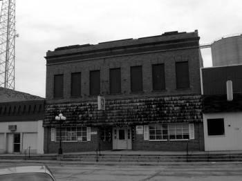 Colfax Hardware Store - c. 1893 - Colfax, Illinois
