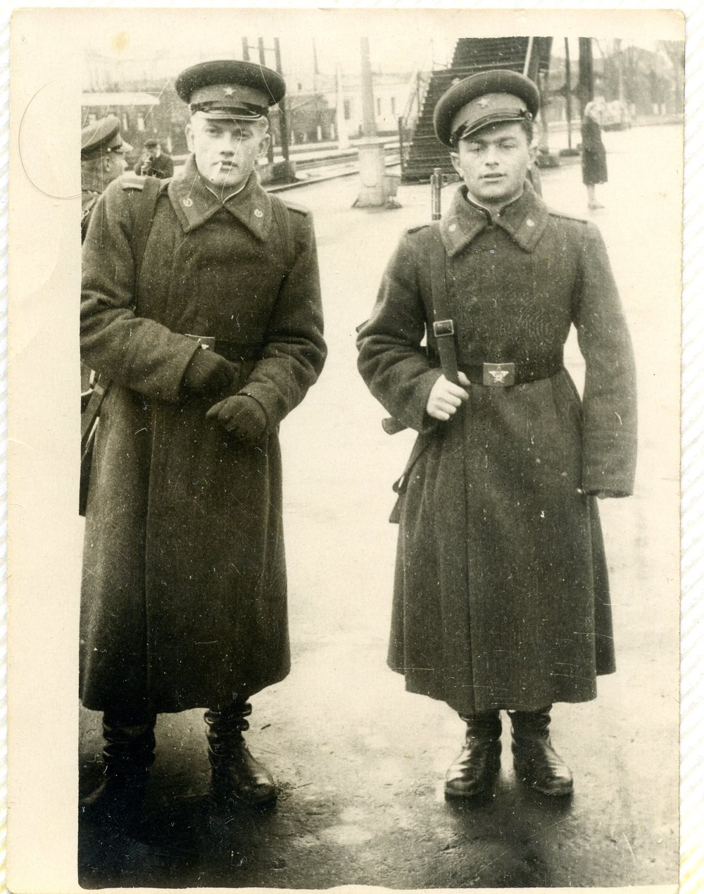 Khana's Brother in the Russian Army