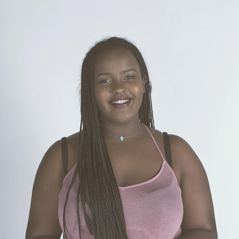 Shukriya Mohamed:   Social Media Manager