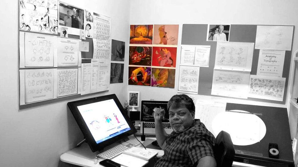 Kunal Alva - Creative Director, Animator, Designer