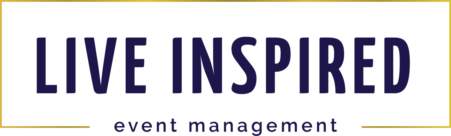 LIVE INSPIRED event management