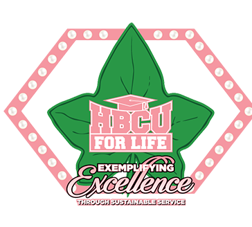 Alpha Kappa Alpha will continue its focus on education with an emphasis on historically black colleges and universities (HBCUs).